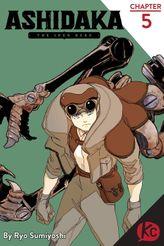 ASHIDAKA -The Iron Hero- Chapter 5