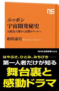 ニッポン宇宙開発秘史 元祖鳥人間から民間ロケットへ-電子書籍