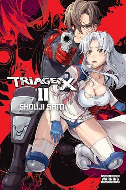 Triage X, Vol. 11-電子書籍