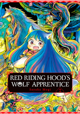 Red Riding Hood's Wolf Apprentice 2