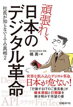 頑張れ、日本のデジタル革命 社長が知らないITの真相2-電子書籍
