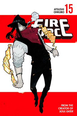 Fire Force Volume 15