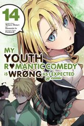 My Youth Romantic Comedy Is Wrong, As I Expected @ comic, Vol. 14