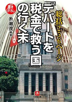 総括256ページ 「デパートを税金で救う国」の行く末(小学館文庫)-電子書籍