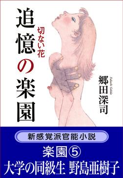 追憶の楽園 切ない花/楽園5.大学の同級生-電子書籍