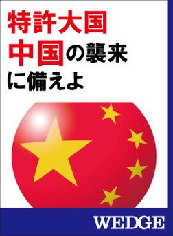 特許大国中国の襲来に備えよ-電子書籍
