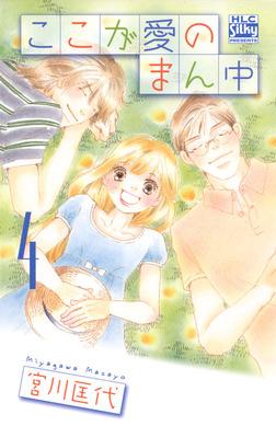 ここが愛のまん中 4巻-電子書籍