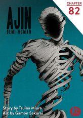 Ajin Chapter 82
