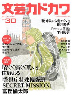 文芸カドカワ 2017年6月号-電子書籍
