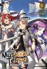 Mushoku Tensei: Jobless Reincarnation Vol. 4