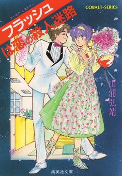 【シリーズ】フラッシュは恋の殺人迷路-電子書籍