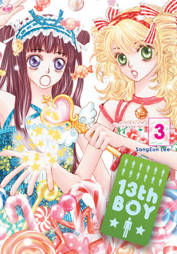 13th Boy, Vol. 3