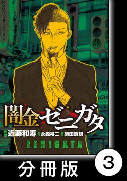 闇金ゼニガタ【分冊版】(3)-電子書籍