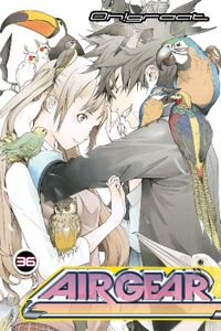 Air Gear Volume 36