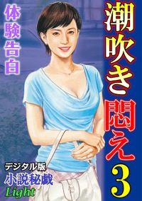 【体験告白】潮吹き悶え03 『小説秘戯』デジタル版Light