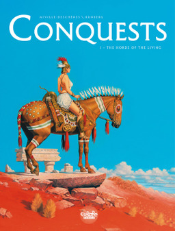 Conquests - Volume 1 - The Horde of the Living