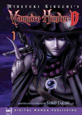 Vampire Hunter D Vol. 1