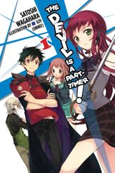 The Devil Is a Part-Timer! Light Novel