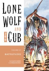 Lone Wolf and Cub Volume 27: Battle's Eve
