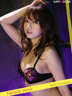 Fantastic Venus 吉沢明歩-電子書籍