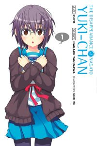The Disappearance of Nagato Yuki-chan, Vol. 1