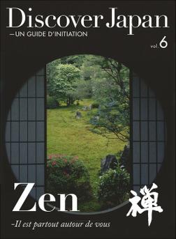 Discover Japan - UN GUIDE D'INITIATION Vol.6-電子書籍