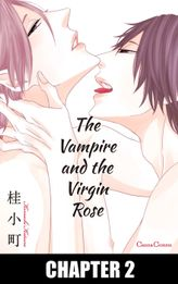 The Vampire and the Virgin Rose (Yaoi Manga), Chapter 2