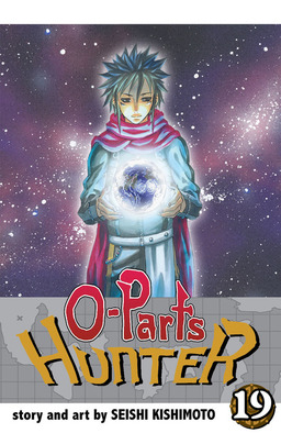 O-Parts Hunter, Vol. 19