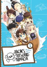 Aron's Absurd Armada, Vol. 2
