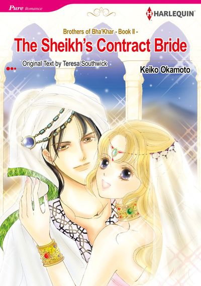 The Sheikh's Contract Bride