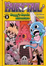 Fairy Tail: Happy's Heroic Adventure 3
