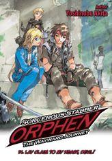 Sorcerous Stabber Orphen: The Wayward Journey Volume 14