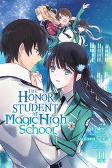 The Honor Student at Magic High School, Vol. 11