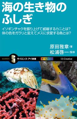 海の生き物のふしぎ イソギンチャクを振り上げて威嚇するカニとは?体の色をガラリと変えてメスに求愛する魚とは?-電子書籍