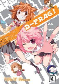 D-Frag! Vol. 4