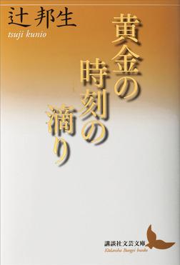 黄金の時刻の滴り-電子書籍