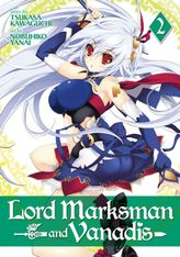 Lord Marksman and Vanadis Vol. 2
