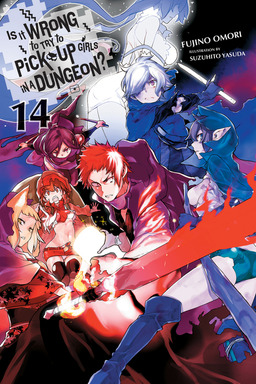 Is It Wrong to Try to Pick Up Girls in a Dungeon?, Vol. 14