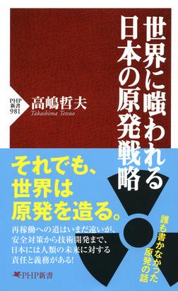 世界に嗤われる日本の原発戦略-電子書籍