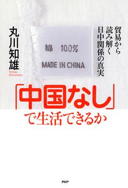 「中国なし」で生活できるか 貿易から読み解く日中関係の真実-電子書籍