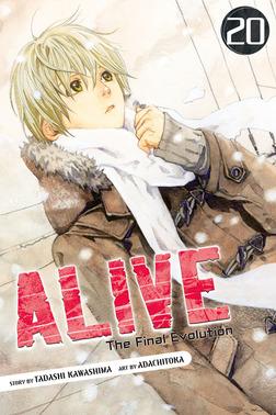ALIVE Volume 20-電子書籍