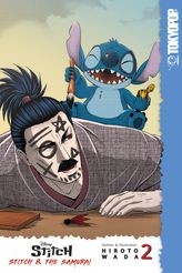 Disney Manga: Stitch and the Samurai, volume 2