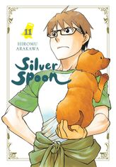 Silver Spoon, Vol. 11