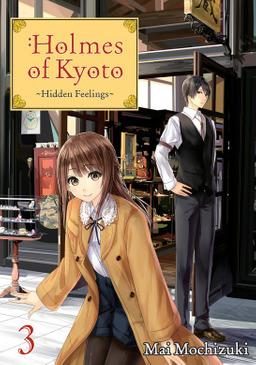 Holmes of Kyoto: Volume 3