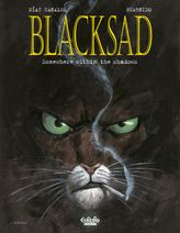 Blacksad - Volume 1 - Somewhere within the shadows
