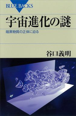 宇宙進化の謎 暗黒物質の正体に迫る-電子書籍