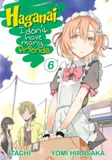 Haganai: I Don't Have Many Friends Vol. 6