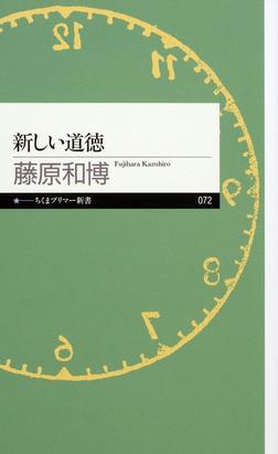 新しい道徳-電子書籍