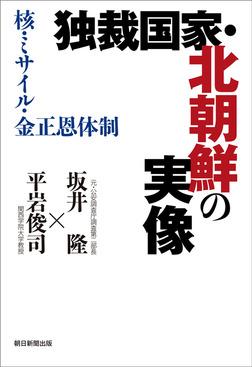 独裁国家・北朝鮮の実像 核・ミサイル・金正恩体制-電子書籍