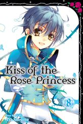 Kiss of the Rose Princess, Volume 8